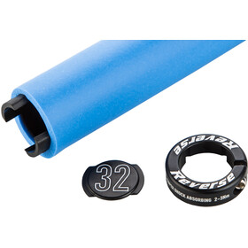 Reverse Seismic Ergo Handvatten 145mm, blue/black